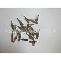 厂家直销 6.3插片接线端子 250冷压端子 焊接插片端子