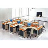 供应天津鑫亿办公家具厂办公桌椅-办公屏风-办公文件柜生产