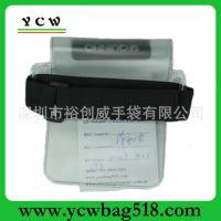 供应深圳手机包厂 专业生产 批发 手机包 PVC钥匙包 时尚透明袋