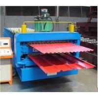 双层彩钢瓦成型机- 双层彩钢设备- 双层压瓦机- 彩钢设备- 彩钢瓦