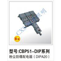 正泰/德力西/ABB/施耐德/常熟CM1元件粉尘防爆配电箱