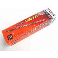 正品晨光AGR65234-0.5半针管中性笔替芯 红蓝黑 文教办公用品特价