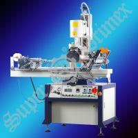 供应恒晖气动胶辊式平面/曲面热转印机 H-500ML恒晖直销滚筒热转印机适合中型工件生产