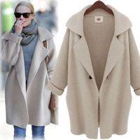 2014秋季新款欧美女士秋冬毛衣外套 速卖通热卖亚马逊爆款大衣