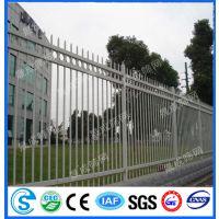 广州公园绿化栅栏/佛山河坝隔离栏/肇庆小区锌铁围栏