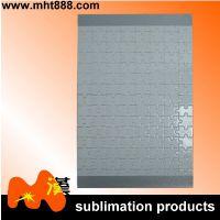热转印空白耗材 木质拼图框L23-B 可印照片相框  个性礼品定制