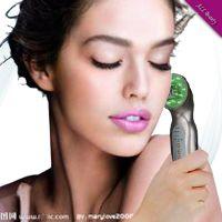 美容仪器家用面部去皱祛斑美白保湿神器超声波导入导出排毒嫩肤仪
