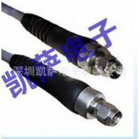 凯萨代理 现货清仓 供应 Emerson 射频电缆组件 2122-DKF-0012