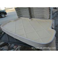 汽车轿车后舱垫 尾箱垫 后备箱垫 发泡垫  品种多 各个车系