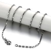 速卖通加盟饰品批发韩版时尚创意防过敏不变色钛钢配链单链GL325