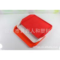 厂家直销长方形全新塑料PP快餐盘 餐饮托盘