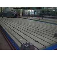 铸铁平板铸铁平台铸铁工作台大型铸铁平台机床铸件机床垫铁