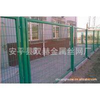 安平厂家供应铁篱笆网价格/铁围篱报价/围篱栏