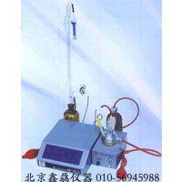 鑫骉直销KF-412型卡尔费休自动水份测定仪,水份测定仪技术参数,测定仪牌子