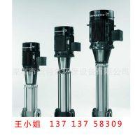 专业代理丹麦格兰富水泵立式多级不锈钢增压泵CR、CRN系列