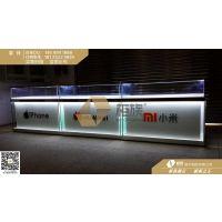 江苏无锡步步高手机柜台定做,手机配件展示柜图片及报价