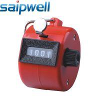 【赛普供应】YB-04红色手按式计数器 电子式计时器 工业计时器