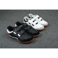 欧美原单ACTIVE童休闲鞋 皮革拼接 童训练鞋足球鞋 货期延误单