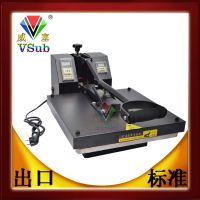 厂家直销40*60平板烫画机印花热转印热升华机器创业广州生产
