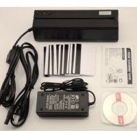 MSR606高抗全三轨磁条卡读写器