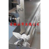 马鞍山产4米折弯机标准模具价格 博望产2.5米88度折弯机模具价格