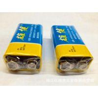 专业9V干电池 6F22 仪表专用配套电池 无汞碳性电池