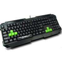 供应德意龙701有线USB键盘 CF魔兽CS游戏竞技电脑键盘 厂家直销实体店