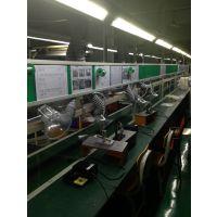 深圳电子排线焊锡排烟宝安数据线焊锡烙铁排烟风管西乡聚能专业通风