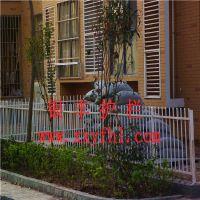 河南省新乡别墅护栏、小区护栏、围墙栏杆、锌钢护栏配件、