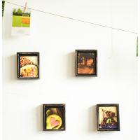 zakka杂货 照片墙  木质工艺品 个性手工 创意礼品    C1319