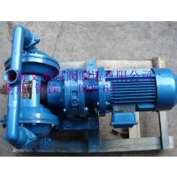 供应上海文都牌DBY-10型不锈钢电动隔膜泵耐腐蚀隔膜泵