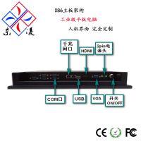 工控触摸一体化电脑_15寸工业级平板电脑_双核四线程工控电脑(PPC-DL150D)