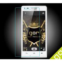 厂家供应钢化玻璃膜 华为G730t g6 手机钢化膜保护屏 弧形保护膜