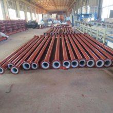 四川化工废水管道|工业废水衬塑管道
