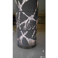 供应邦卓长沙商场室内雕花镂空铝单板