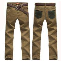 广州新塘牛仔裤 时尚个性男裤 牛仔长裤 一件代销 新款6923-2#