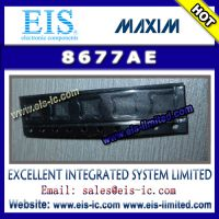 8677AE - MAXIM - 1.5A Dual-Input USB/AC Adapter Charger and Smart Power Selector
