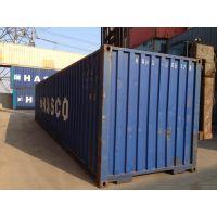 供应松江/南汇二手退役集装箱,散货集装箱低价处理,报废海运货柜