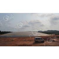 供应江门广洁环保技术开发有限公司黑膜沼气池