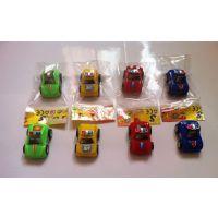 赠品玩具食品玩具回力车子回力警车仔迷你小车玩具食品赠品饮料赠品广告赠品
