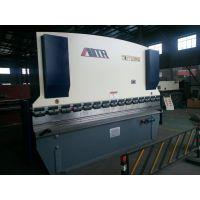 供应数控折弯机WC67K-125/3200 折板机 折边机 剪折之乡南通机床厂 工厂直销