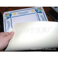 厂家供应 餐具附件礼品杯垫 PP杯垫 环保超薄PP餐垫 创意杯垫