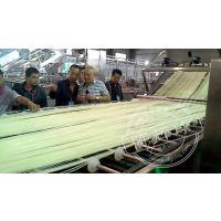 陈辉球常德粉丝机械厂家米粉市场巨大前景很好