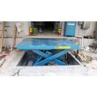 定做SJG2-1高品质固定式液压升降平台(深圳、惠州、汕尾)