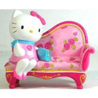 KITTY猫手机座 卡通手机座 工艺品 树脂礼品 情人节礼物