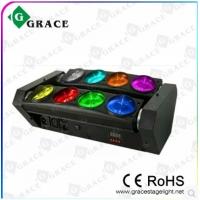 RGBW四合一LED蜘蛛灯/8*10蜘蛛灯/8眼光束效果蜘蛛灯