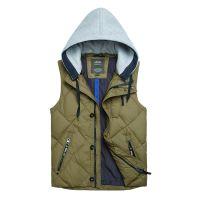 2014新款时尚都市马甲 男式外套新款休闲棉马甲 男 男士冬季棉衣