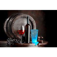 倒水就亮LED感应闪光水杯 创意七彩发光杯子广告促销馈赠礼品