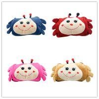 冬季保暖 可爱小螃蟹双插手热水袋/电暖袋 暖手宝 暖宝宝 批发