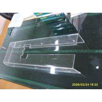 2mm透明PC板精雕,通信设备阻燃V0级PC配件加工